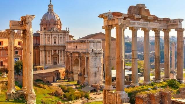 Hogy hívták a rómaiaknál a városok főterét?