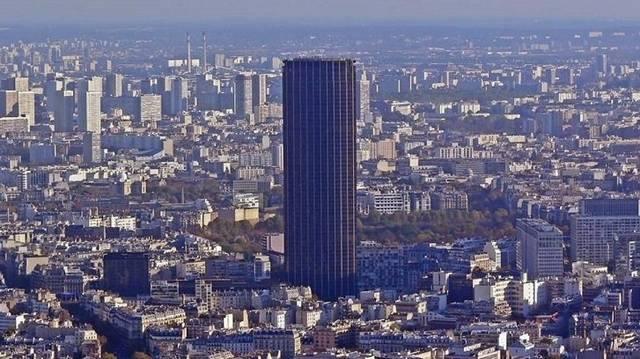 Melyik város híres negyede a Montparnasse?