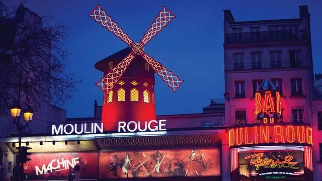 Hol található a Moulin Rouge?