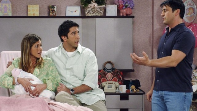 Hogy hívják Ross és Rachel gyerekét?