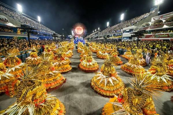 Mióta van Riói karnevál?