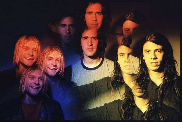 Melyik együttes énekese volt Kurt Cobain?