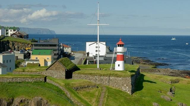 Melyik kontinens országa Feröer?