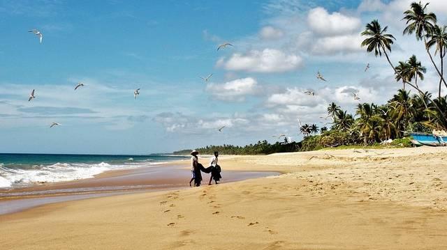 Melyik kontinens országa Srí Lanka?