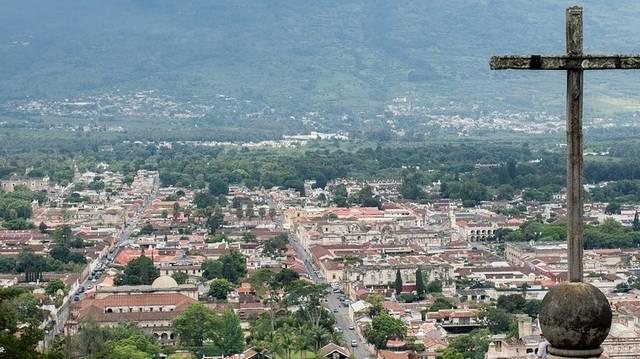 Melyik kontinens országa Guatemala?