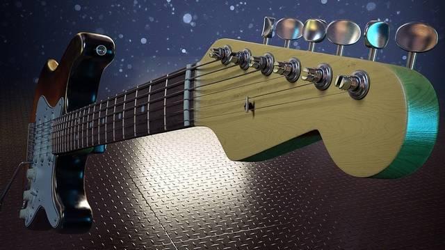 Ettől elektromos az elektromos gitár