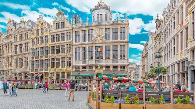 Melyik ország fővárosa Brüsszel?
