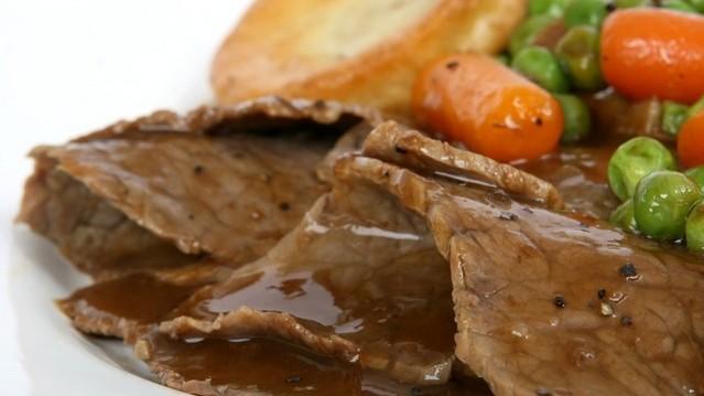 A marhasült melyik ország hagyományos étele?