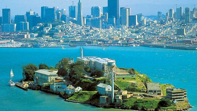 Hol található az Alcatraz?