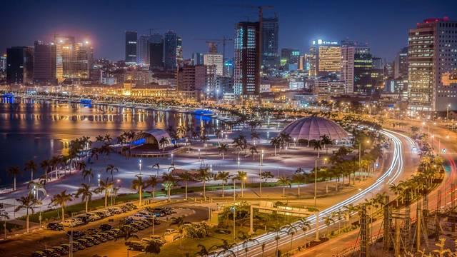 Melyik állam fővárosa Luanda?