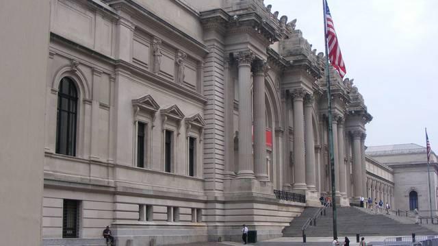 Melyik város múzeuma a Metropolitan?