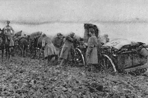 Melyik két nép között zajlott a verduni csata az I. Világháború folyamán?