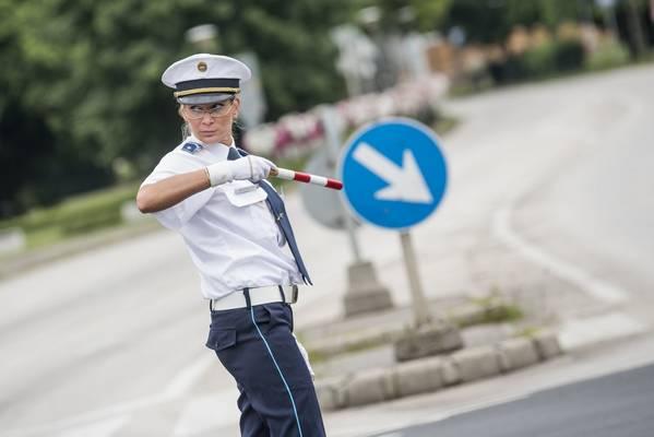 Mi látható a Magyar Rendőrség címerében?