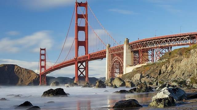 Melyik városban van a Golden Gate?