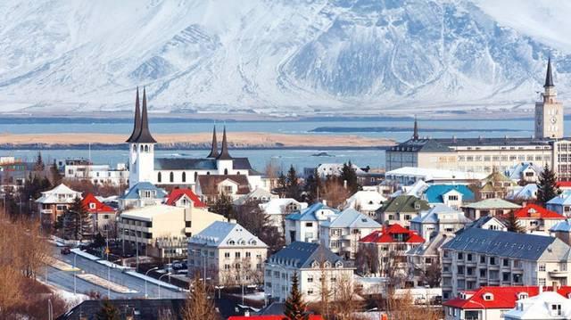 Mi Izland fővárosa?