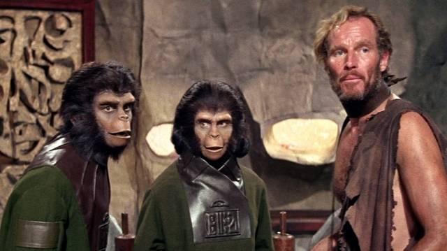 A majmok bolygója