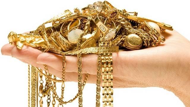 Az arany tiszta állapotban…