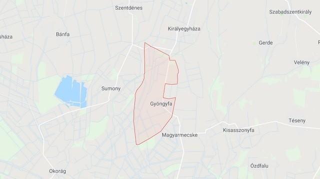 Gyöngyfa község Baranya megyében