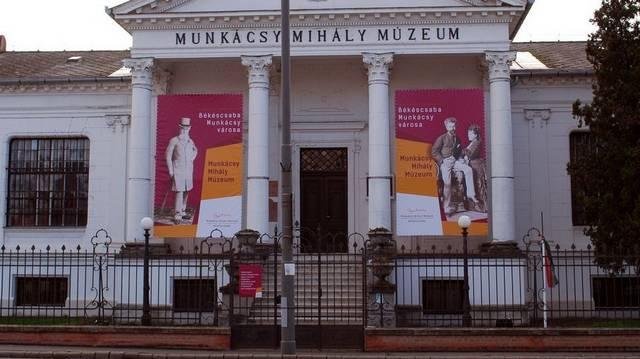Hol van az 1899-ben alapított Munkácsy Mihály Múzeum?