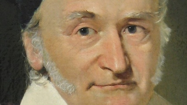Minek a fejedelme Carl Friedrich Gauss?