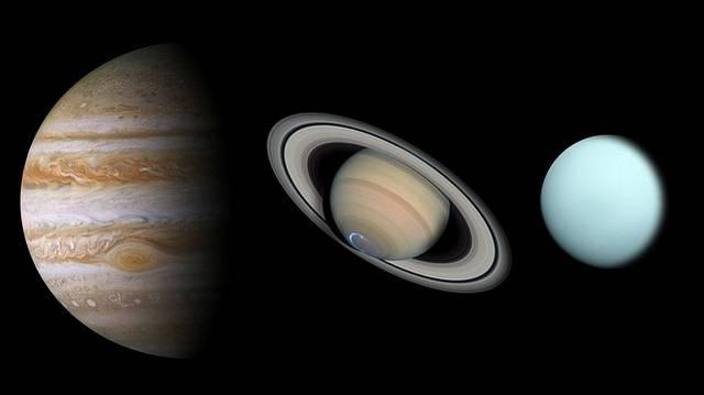 Melyik az Uránusz az alábbiak közül?