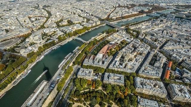 Melyik nagyváros folyója a Szajna?