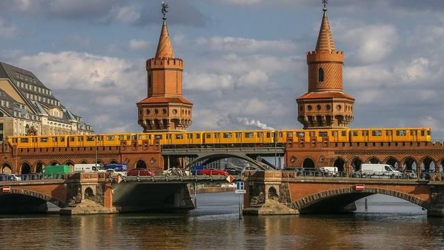 Melyik nagyváros folyója a Spree?