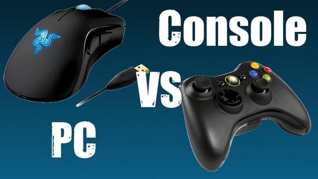 PC vs. Konzol? (Nem számít sokat)