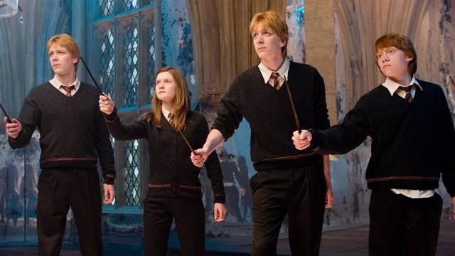 Mi volt Ron Weasley patrónusa?