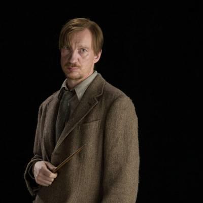 Remus Lupin.