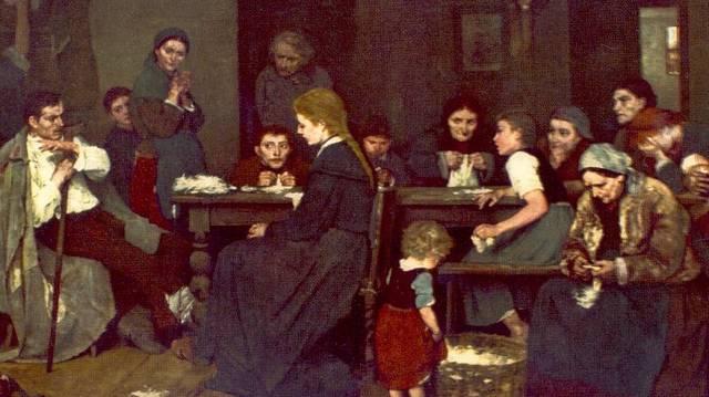 Melyik festményt festette magyar művész?