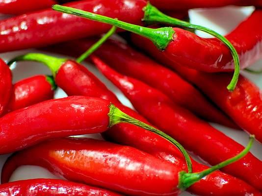 Melyik anyag okozza a paprika csípősségét?