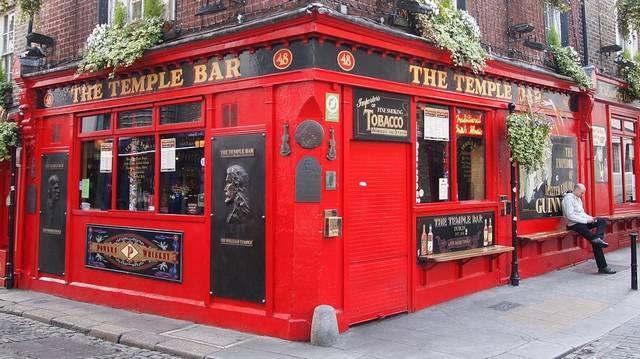 Mi a fővárosa Írországnak?