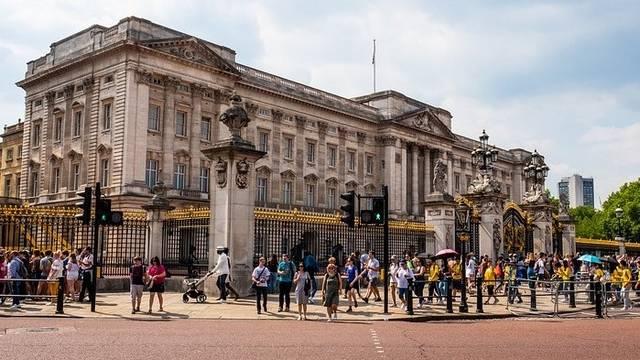 Az alábbiak közül melyik az első számú londoni királyi rezidencia?