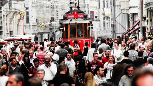 Mi Törökország fővárosa?