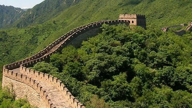 Nagyjából meddig épült a Kínai Nagy Fal?