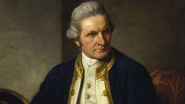 Melyik évszázadban került sor James Cook felfedező útjaira?