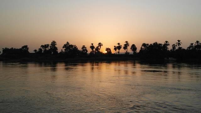 Hol folyik a Nílus?