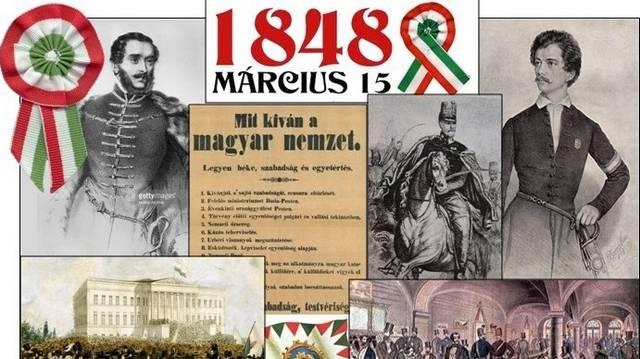 Az alábbi forradalmak közül, melyik volt a legelső a népek tavaszán?