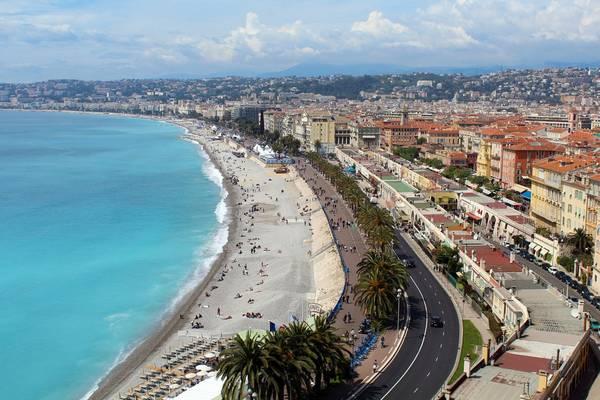 Melyik országban található Nizza?