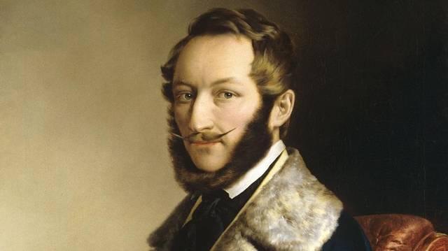 Barabás Miklós (1810 – 1898) magyar festő, grafikus. A magyar biedermeier festészet egyik legkiválóbb mestere, az MTA levelező tagja, aki elsősorban portréfestőként szerzett hírnevet.