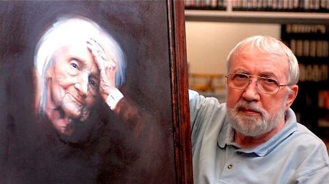 Gyémánt László (Budapest, 1935. július 26.–) Kossuth-díjas magyar festőművész, grafikus.