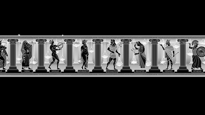 Jupiter, római istennek, ki a görög megfelelője?