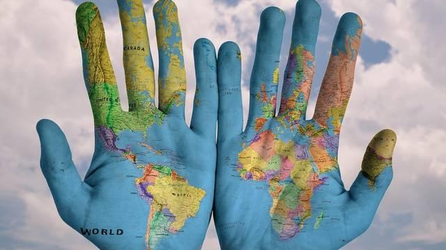 Melyik földrészen található a legtöbb ország?