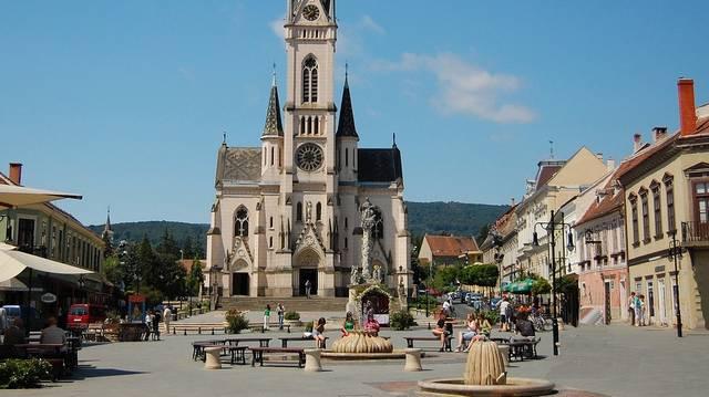 Melyik megyében található Kőszeg?