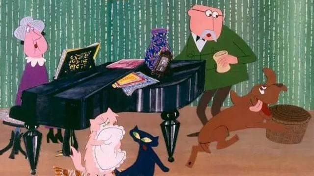 Kinek a művei: Frakk, a macskák réme, Mazsola és Tádé, Egy egér naplója