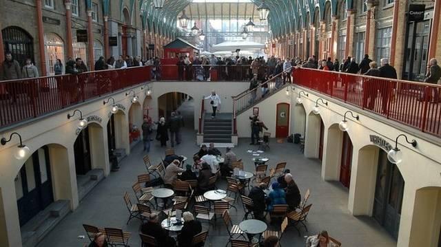 Melyik városban található a Covent Garden?