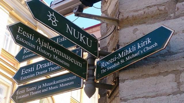 Válaszd ki az észt fővárost!
