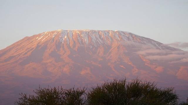 Melyik földrészen találjuk a Kilimandzsárót?