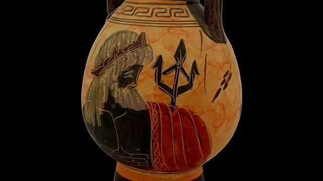 Minek az ura volt Poszeidon a görög mitológiában?